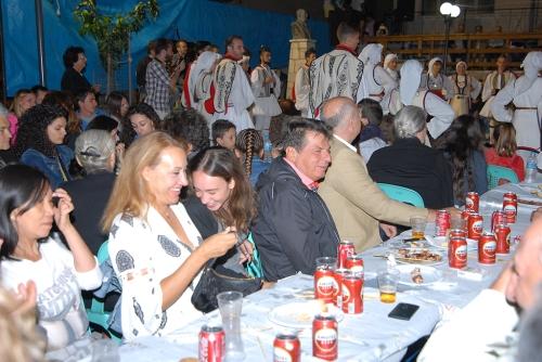 Ο κ. Ντίνος Βίγγος στις εκδηλώσεις του Συλλόγου